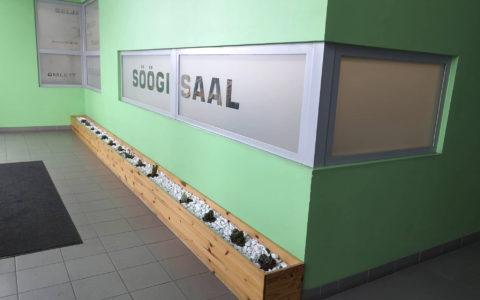 Kontor sööklaga Tallinnas - Tala 4 büroohotell