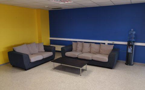 Tala 4 büroohotell - mugav lobby